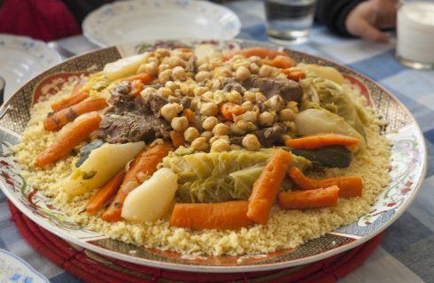La ricetta del cous cous tunisino