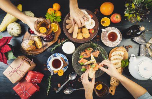 10 finger food per la Vigilia di Natale