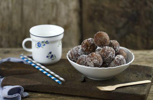 Frittelle di patate e cioccolato: soffici e gustose per la merenda
