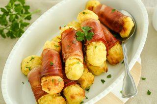 Involtini di patate e speck: perfetti in ogni occasione