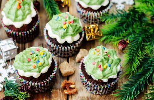Muffin natalizi: ricette e consigli per decorarli