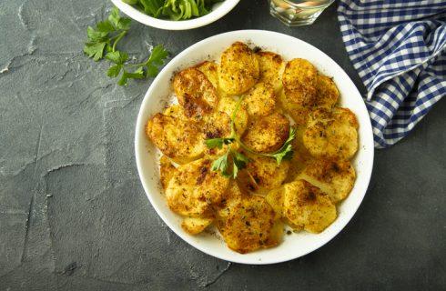 Le patate alla piota con la ricetta della Valtellina