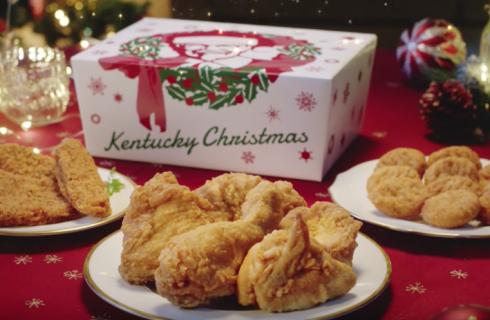 Perché in Giappone a Natale si mangia il pollo fritto?