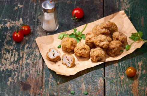 La ricetta delle polpette di pesce di Anna Moroni