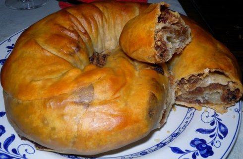 Presnitz, la ricetta originale del dolce Trentino