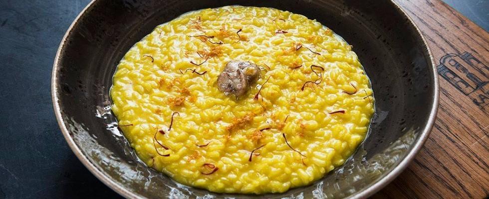 Giallo Milano: i migliori risotti del capoluogo lombardo