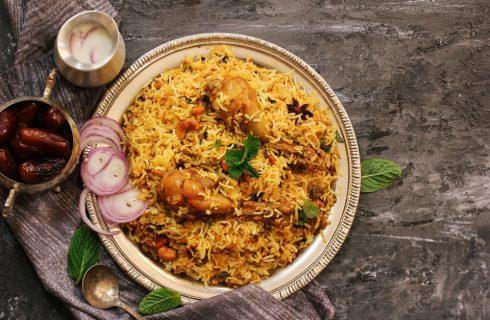 I menu dal mondo: un Natale indiano