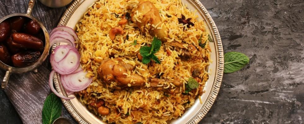 I menu di Natale dal mondo: un Natale indiano