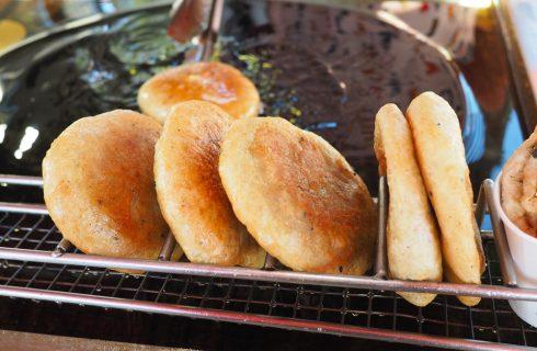 Hotteok, tutti pazzi per i pancakes coreani