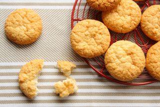 Biscotti morbidi al cocco: semplicissimi