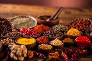 6 spezie indiane da provare subito