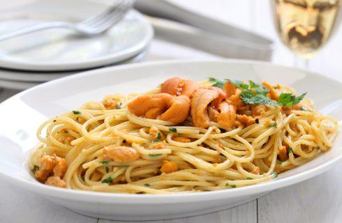 Spaghetti ai ricci di mare: il gusto della semplicità