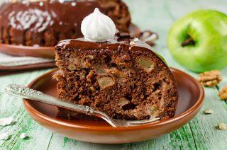 Torta cioccolato e mele: abbinamento perfetto
