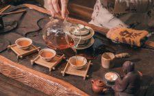 sala da tè