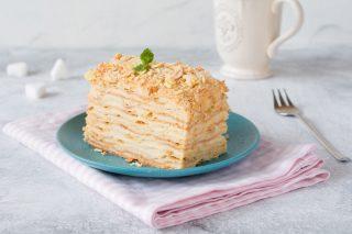 Napoleon Cake: torta russa