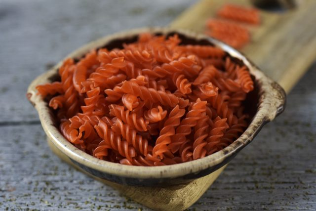 pasta di lenticchie