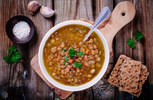 La zuppa di lenticchie di Anna Moroni
