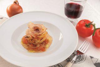 Bucatini all'amatriciana al barbecue: rivisitazione del classico primo piatto