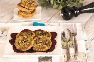 Burger di fagioli dall'occhio: per gli amanti dei legumi