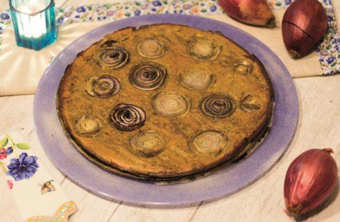 Cecina con cipolle: dalla tradizione toscana