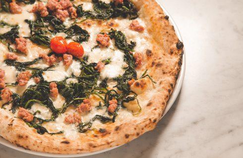 Fornace stella, la nuova pizzeria firmata Giancarlo Casa