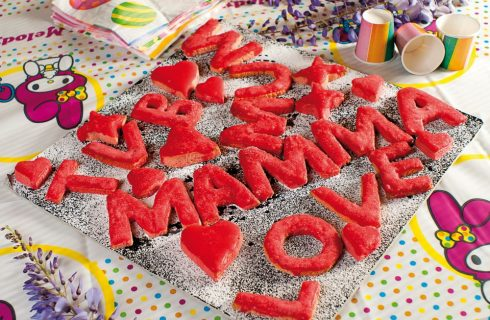 Biscotti per la mamma: festeggiatela così