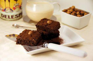 Brownies cioccolato e nocciole