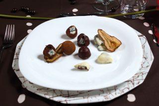 Tartufi al cioccolato e gorgonzola: dolcetti insoliti