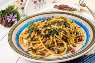 Bucatini ro' malu tempu, tradizione siciliana