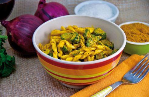 Busiate alle zucchine: freschissime