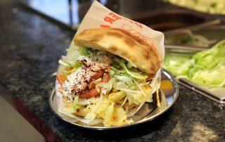 Nasce il kebab per vegetariani: Cheebab