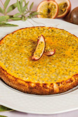 Cheesecake al frutto della passione: accendete il forno