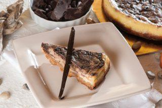 Cheesecake marmorizzato alla vaniglia