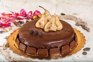 Cremoso al gianduia e pere: come dessert