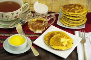 Crumpets al miele, cucina inglese