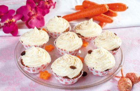 Cupcake alle carote: per merenda