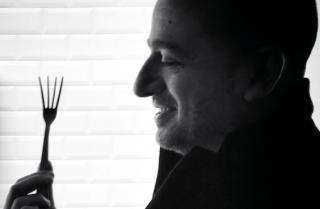 Pino Cuttaia: in mostra a Torino la forchetta di mio padre