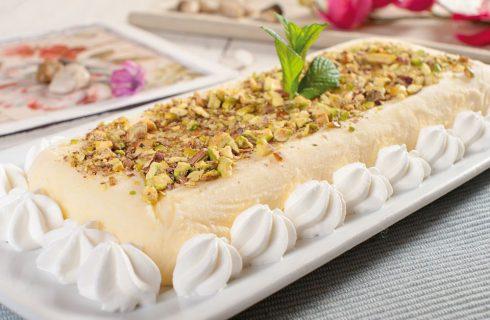 Dessert di ricotta e pistacchi: al cucchiaio