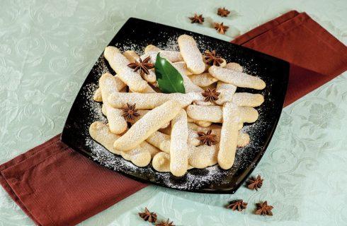 Biscotti speziati: ginepro e pepe