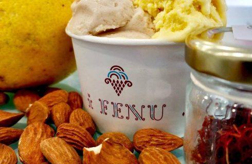 I Fenu, il gelato che sa di Sardegna