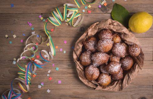 Frittelle di Carnevale con uvetta, la ricetta golosa