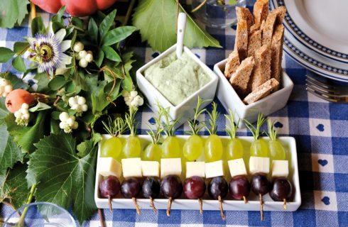 Frizzante all'uva: per l'aperitivo