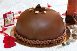 Giandujada: la torta gianduia