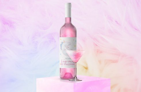 Non chiamatelo vino: arriva il Vino Rosa Lágrimas de Unicornio