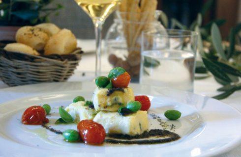 Gnocchi di patate alle olive