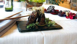 Gyuniku Maki, involtini di manzo con verdure