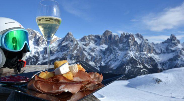 L'aperitivo si fa in montagna: HappyCheese