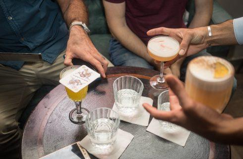 Il cocktail kosher segna il bere miscelato del 2019