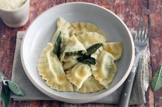 Casoncelli della Valcamonica: primo piatto rustico