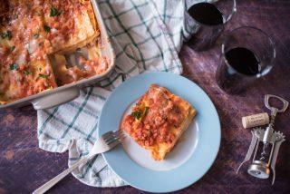 Lasagne al baccalà: per una cena tra amici